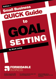Download this FREE PDF Guide on how to set goals for your business.